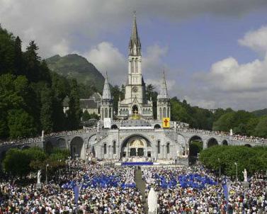 Pellegrinaggio diocesano a Lourdes