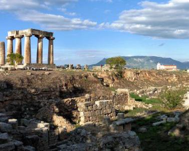 Pellegrinaggio in Grecia per ragazzi (18-30)